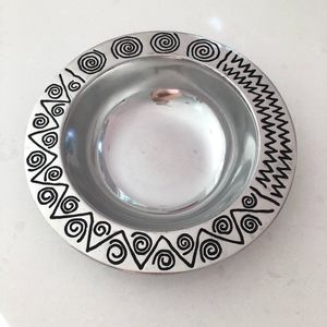 Wilton Armetale Serving Bowl